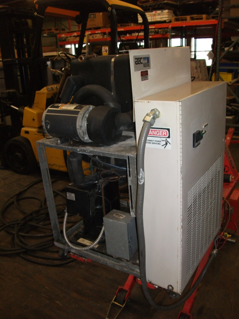 Photos of York Air Cooled Chiller Manual